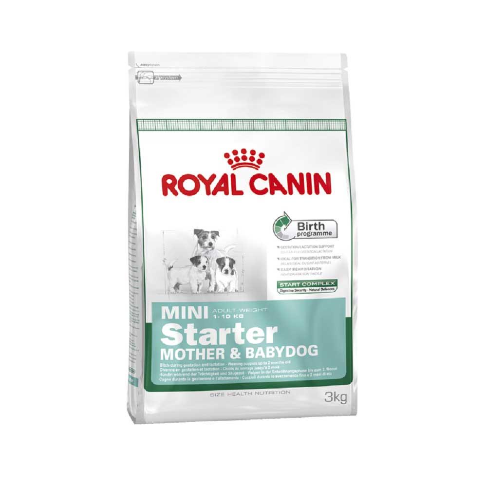 Royal Canin Mini Starter - за кученца от малки породи