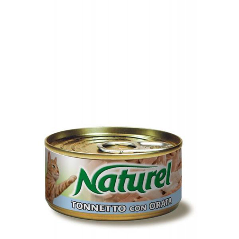 Life Natural Naturel Tuna with Anchovy - с филе от риба тон и аншоа 70гр