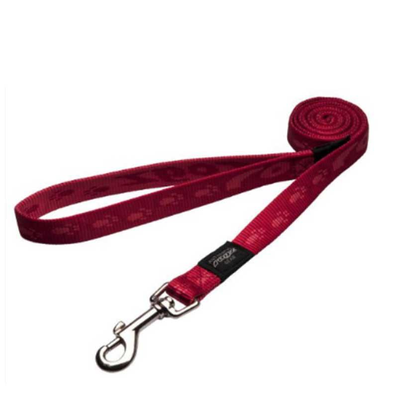 Rogz Alpinist C - червен повод за кучета