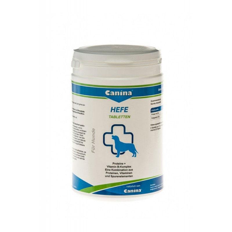 Canina Hefe - комбинация от протеини, витамини и микроелементи 250гр/310табл