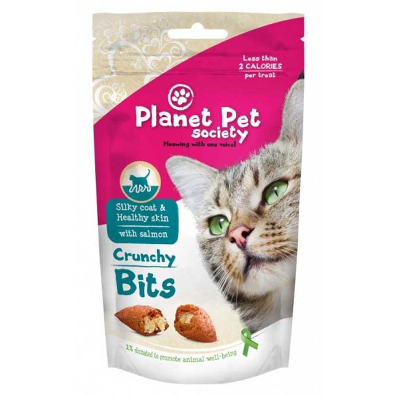 Planet Pet деликатесно лакомство за здрава и лъскава козина 40 грама