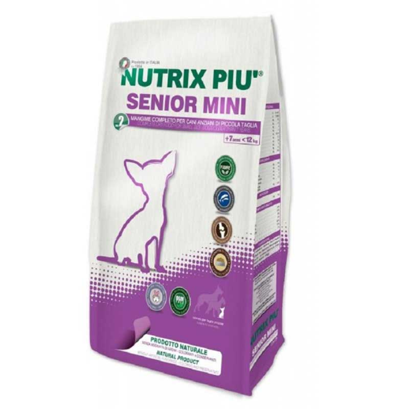 Nutrix Piu Senior Mini 2кг