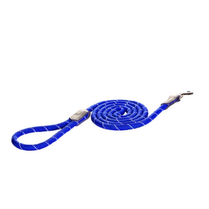Rogz Rope B - син повод