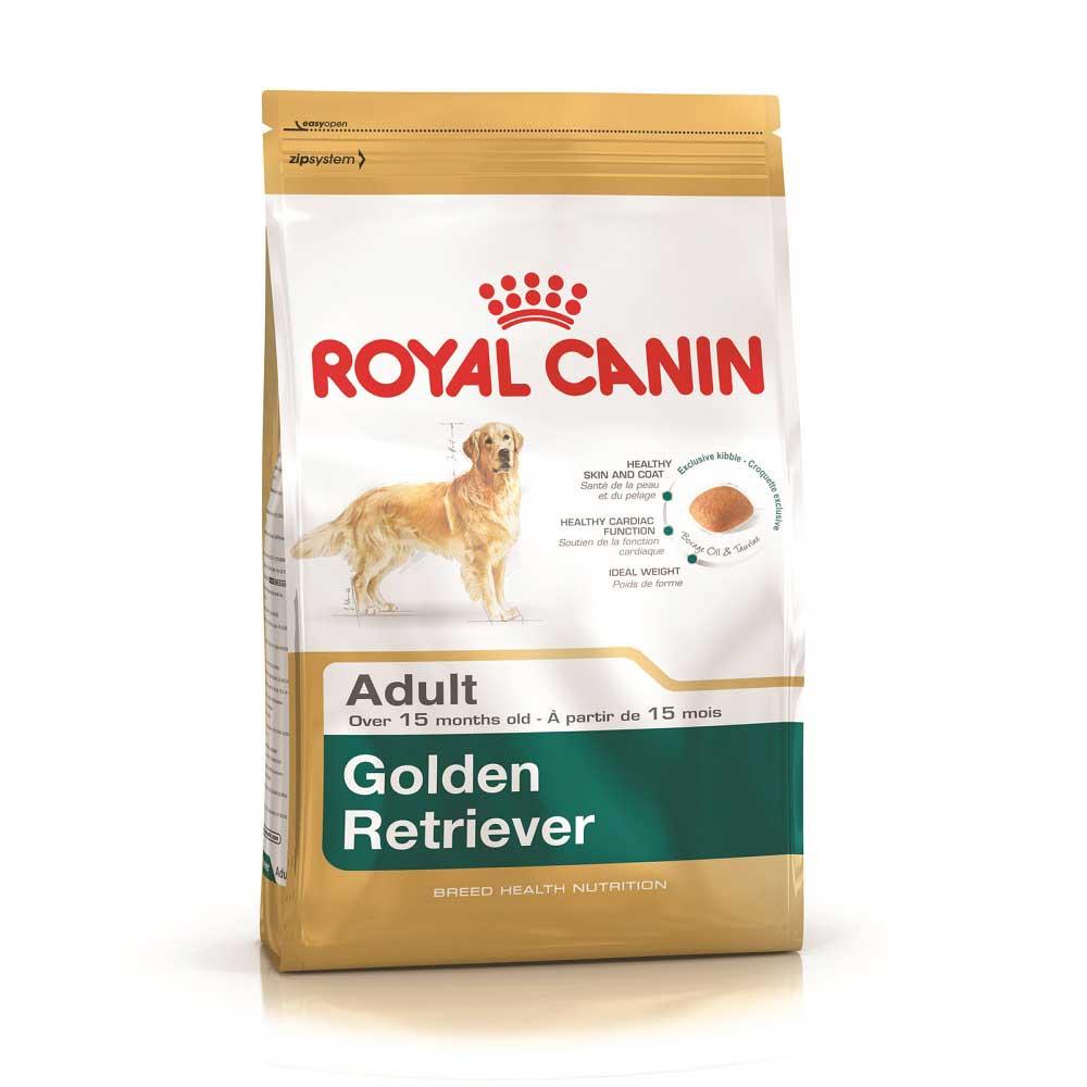 Royal Canin Golden Retriever Adult - за кучета от порода Голдън Ретривер