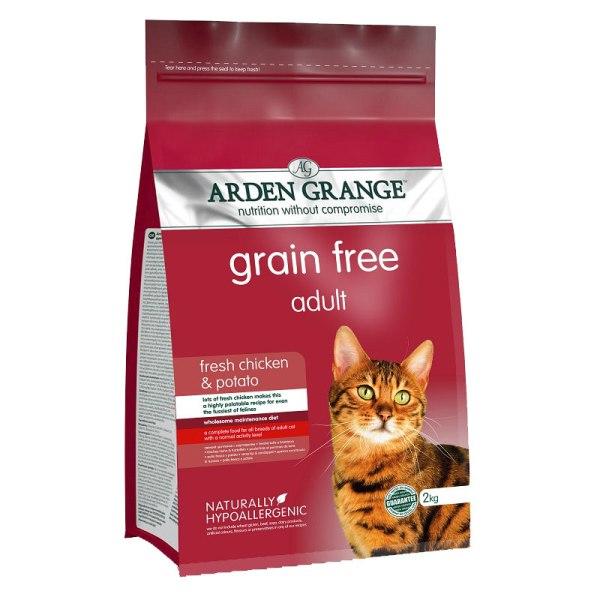 Arden Grange Chicken - с пилешко месо и картофи