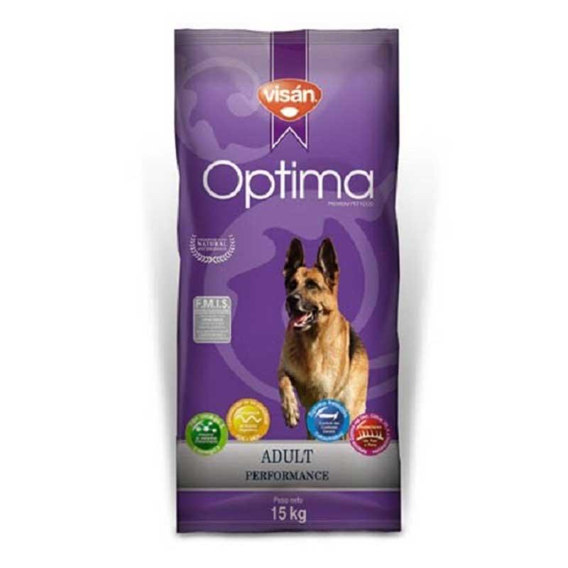 Optima Performance - за кучета с повишени енергийни нужди 15кг