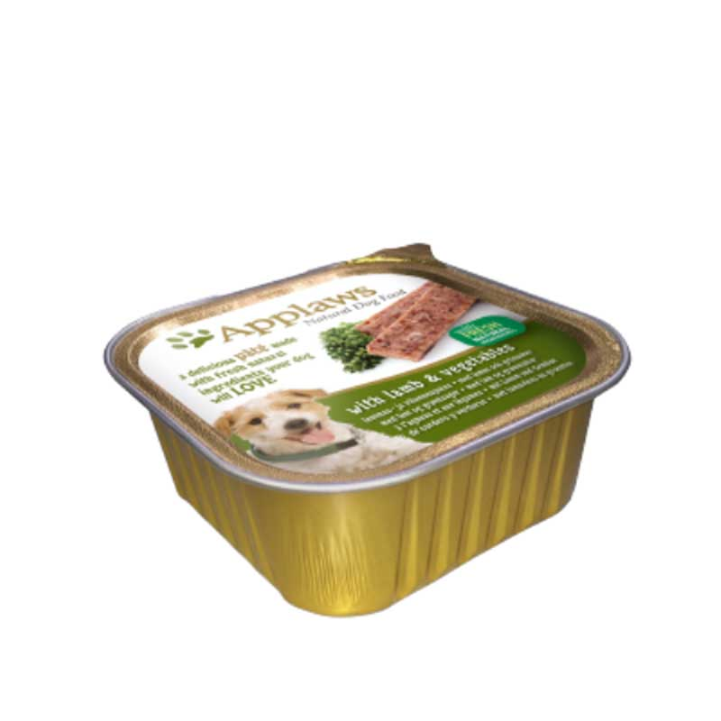 Applaws Pate with Lamb and Vegetables - пастет с пилешко месо и зеленчуци 150гр