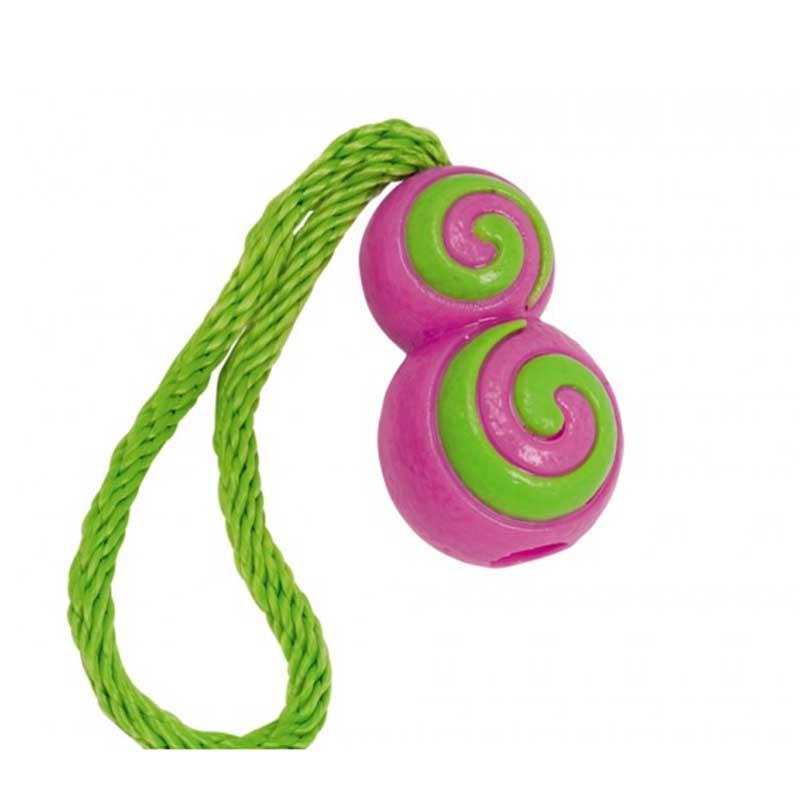Nobby TPR Jumper  - играчка с въже 8см