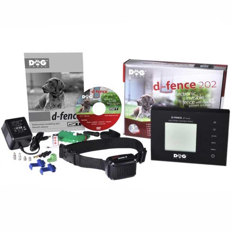 Dog Trace d fence 202 - електронна ограда за кучета