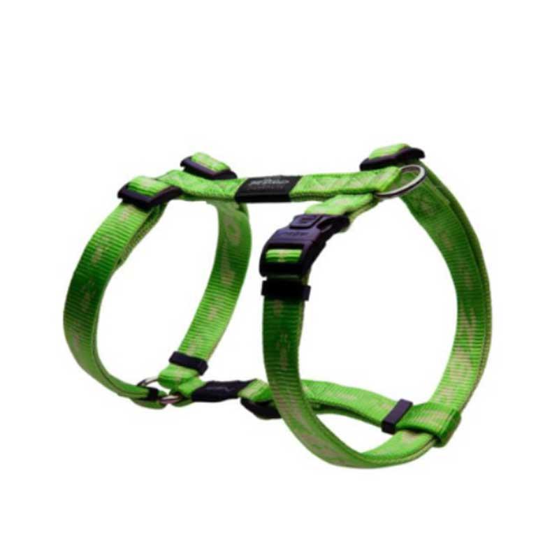 Rogz Alpinist G - зелен нагръдник за кучета