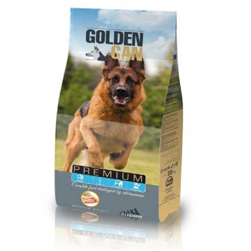 Piensos Ortin Golden Can Premium 20кг