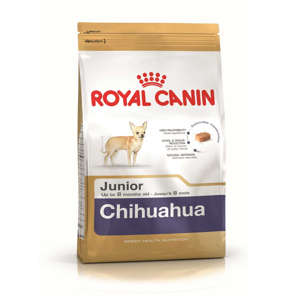 Royal Canin Chihuahua Junior - за кученца от порода Чихуахуа
