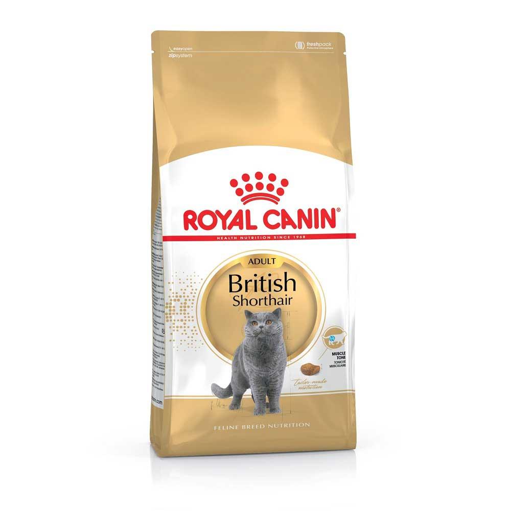 Royal Canin British Shorthair 34 - за Британска късокосместа котка над 1 година