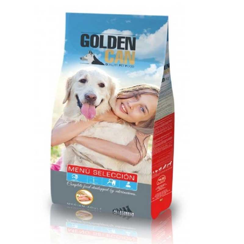 Piensos Ortin Golden Can Menu Selection 20кг