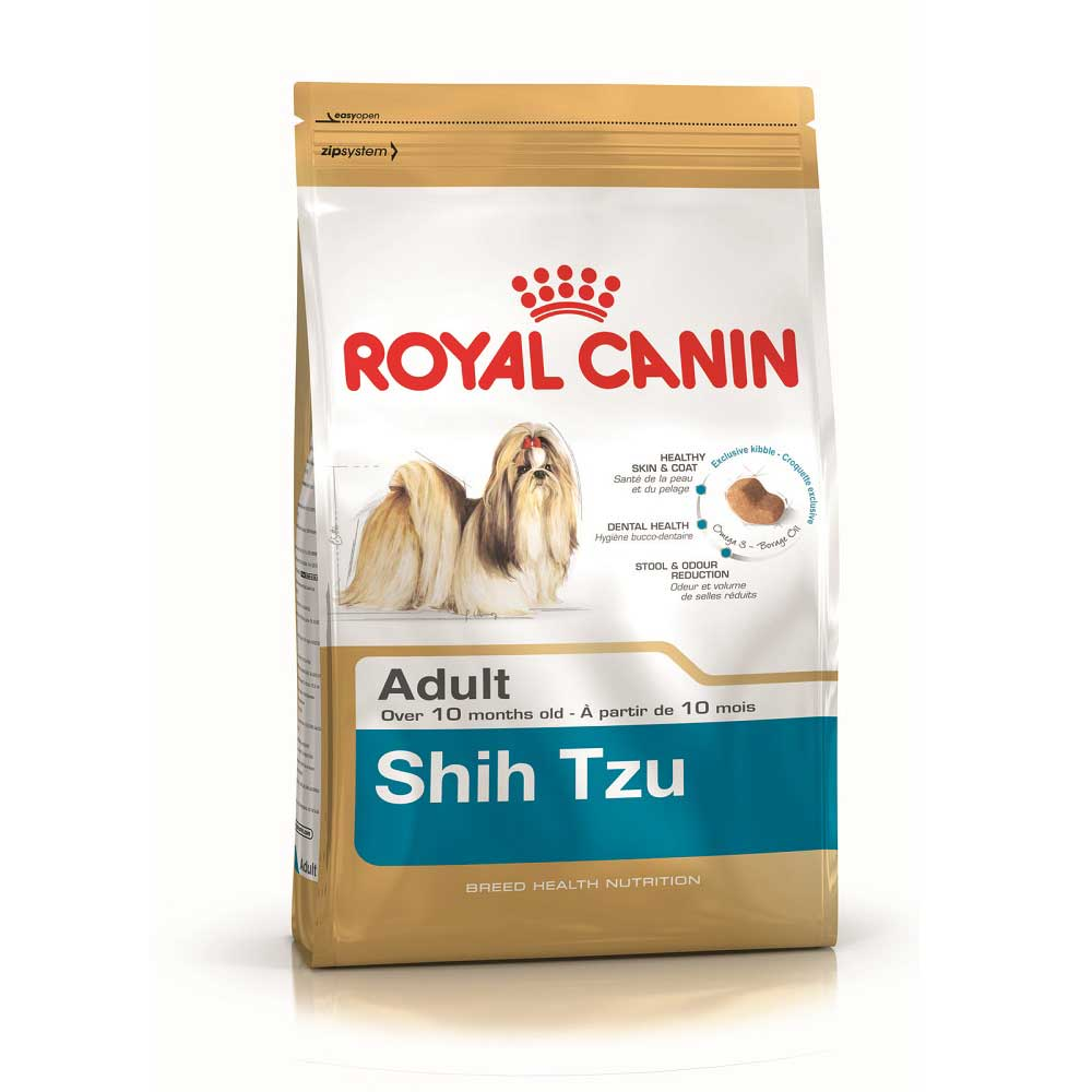 Royal Canin Shih Tzu 24 Adult - за кучета от порода Ши Тцу