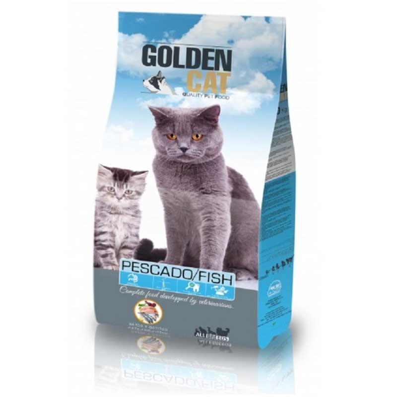 Piensos Ortin Golden Cat Fish 20кг