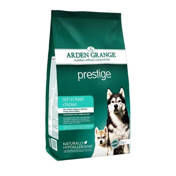 Arden Grange Prestige - с пилешко месо и ориз 12кг