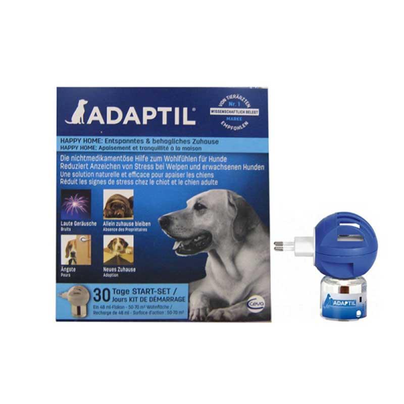 Adaptil Antiestrés Difusor + Recambio - антистрас дифузер за успокоение на кучета + пълнител 48мл