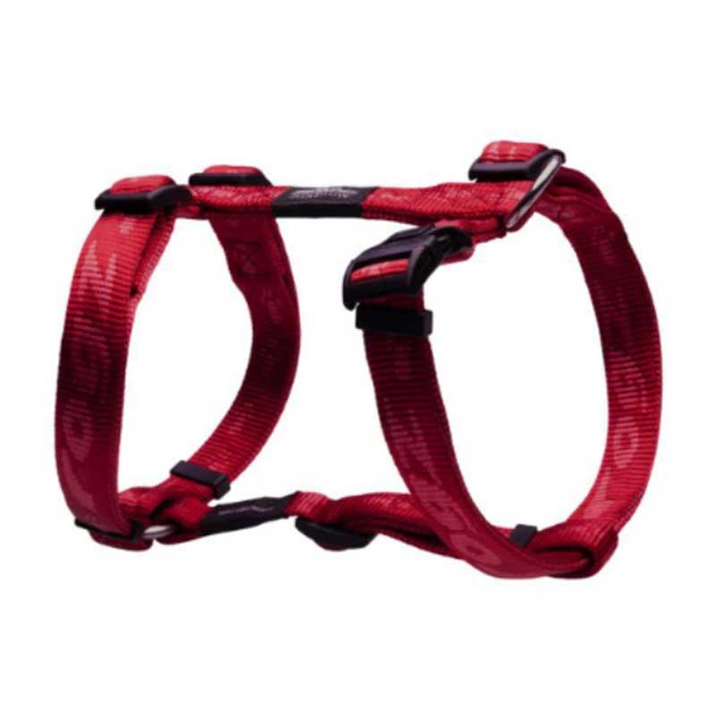 Rogz Alpinist C - червен нагръдник за кучета
