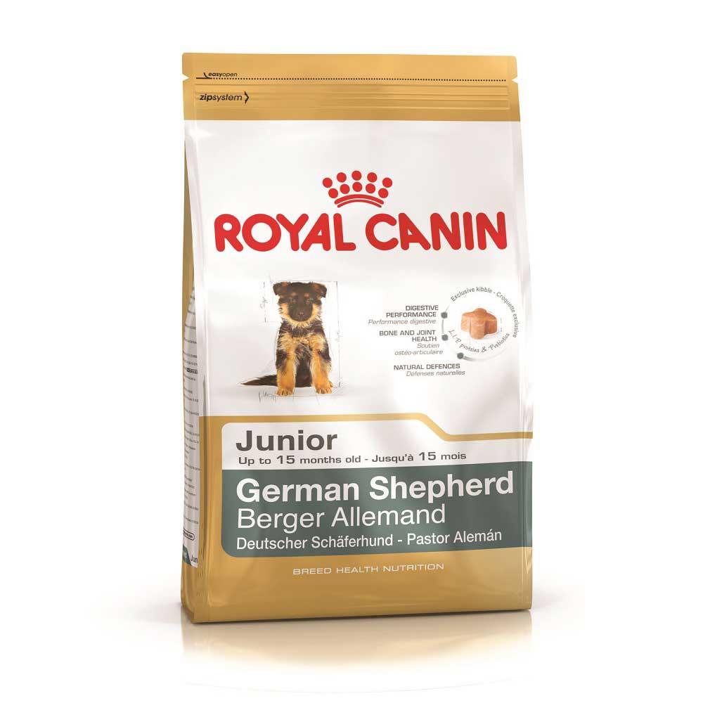 Royal Canin German Shepherd 30 Junior - за кученца от порода Немска Овчарка