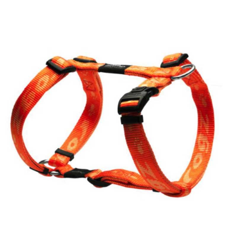 Rogz Alpinist D - оранжев нагръдник за кучета