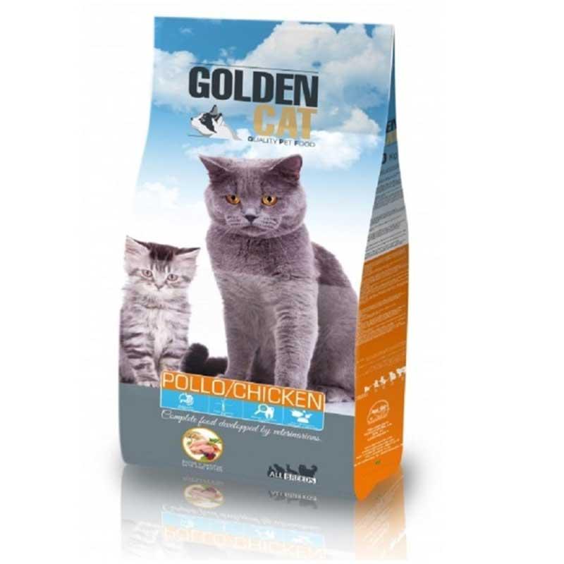 Piensos Ortin Golden Cat Chiken 20кг