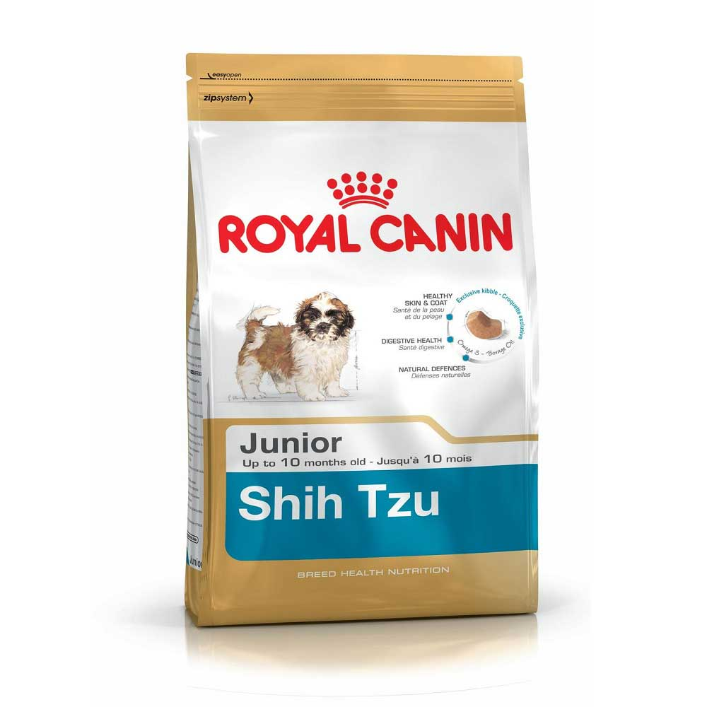 Royal Canin Shih Tzu 28 Junior - за кученца от порода Ши Тцу