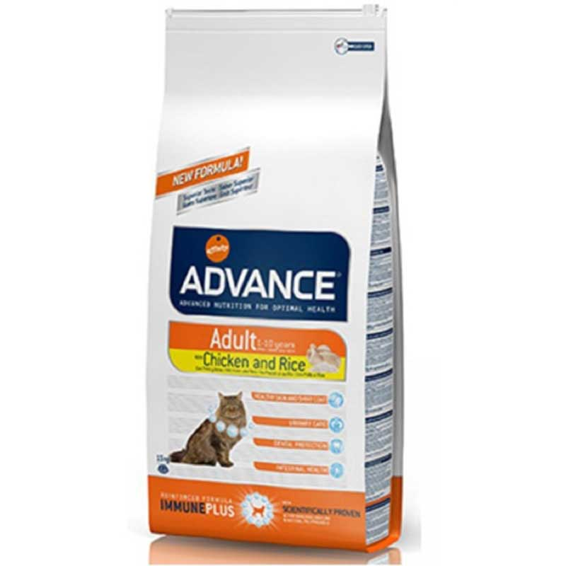 Advance Adult Chicken and Rice 15кг