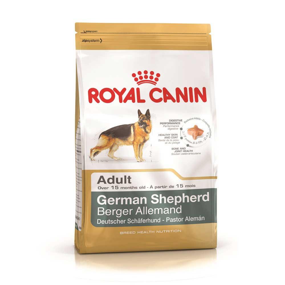 Royal Canin German Shepherd 24 Adult - за кучета от порода Немска Овчарка