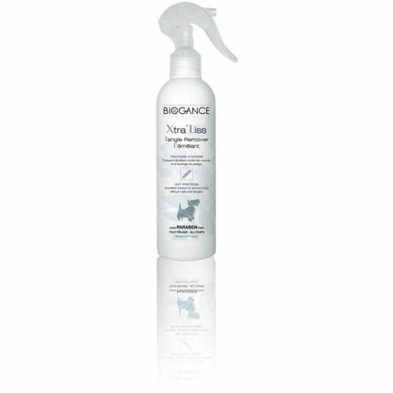 Biogance Xtra Liss Spray - спрей за разресване на сплъстени възли по козината 250мл