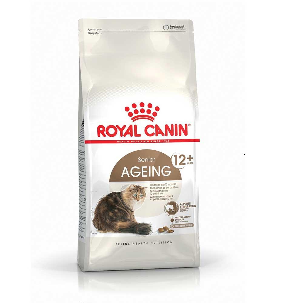 Royal Canin Ageing +12 - за котки над 12 годишна възраст
