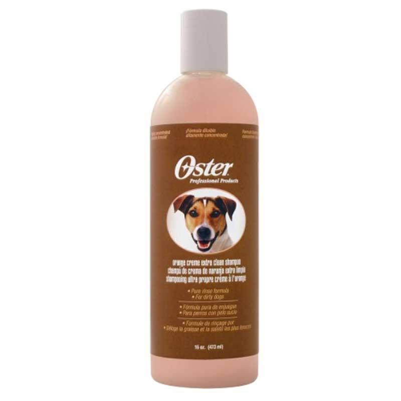Oster Orange Cream Shampoo - шампоан за ултра почистване с аромат на портокал /разреждане 1:10/
