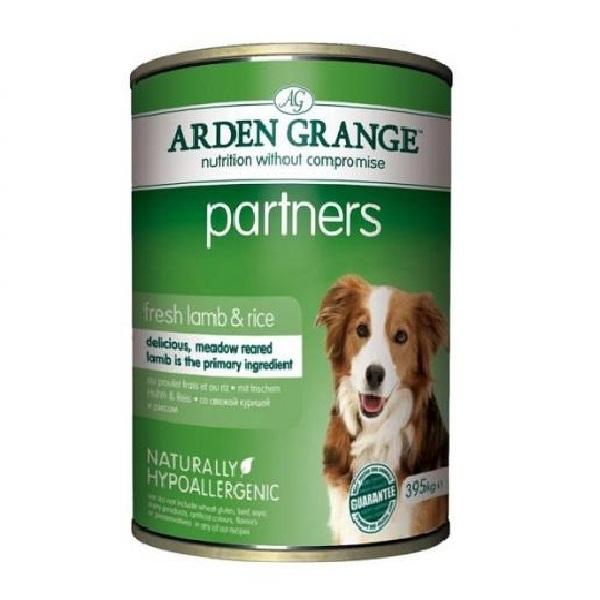Arden Grange Partners - консерва с агнешко месо   5бр + 1 безплатна