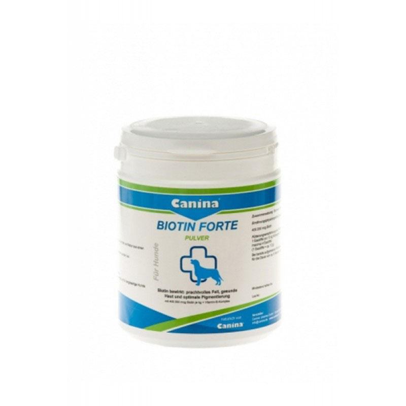 Canina Biotin Forte Powder - биотин на прах 200гр
