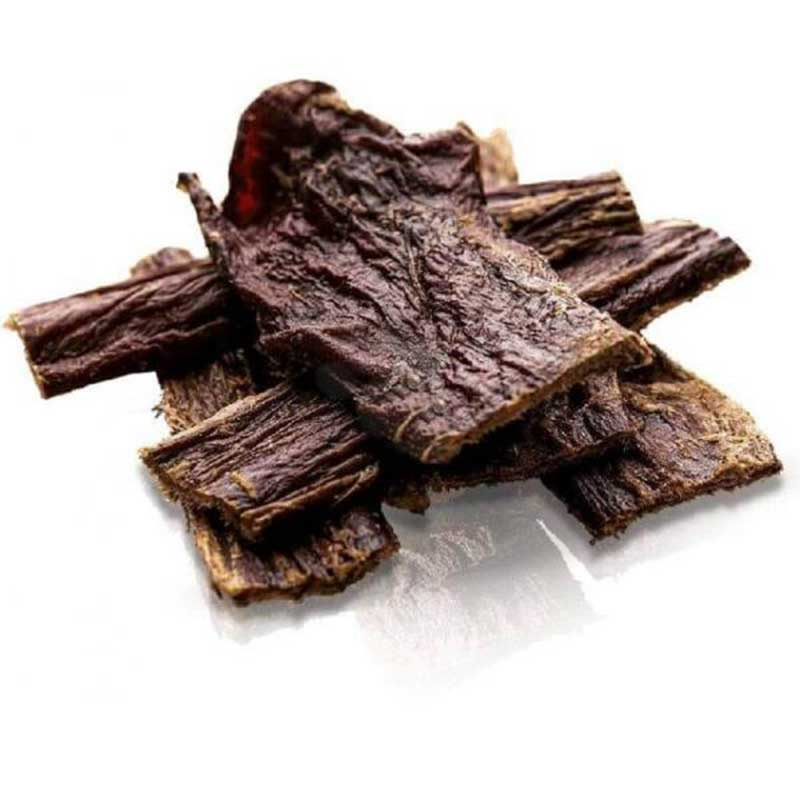Essential Beef Delights - сушени ленти чисто телешко месо 10бр