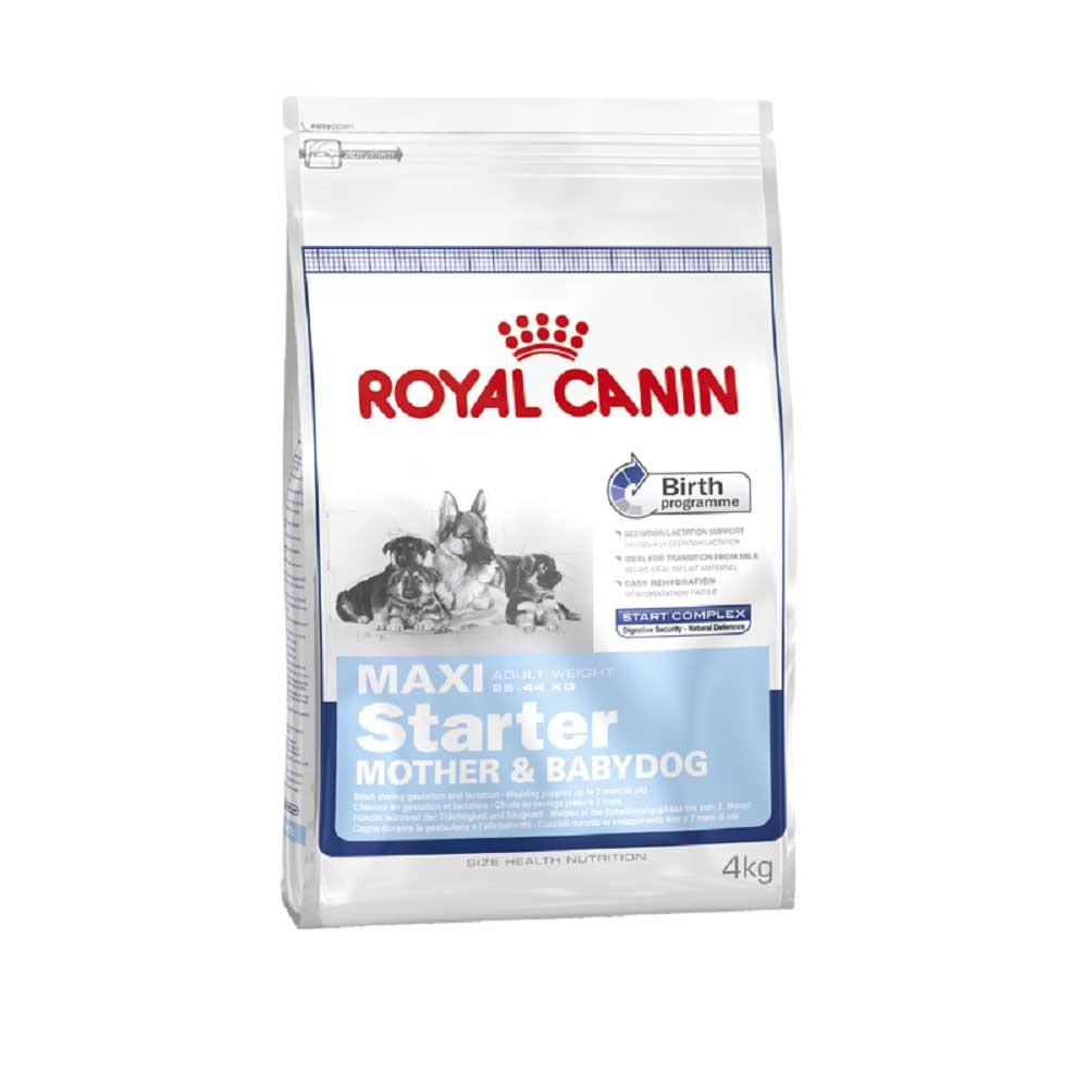 Royal Canin Maxi Starter - за малки кученца от големите породи