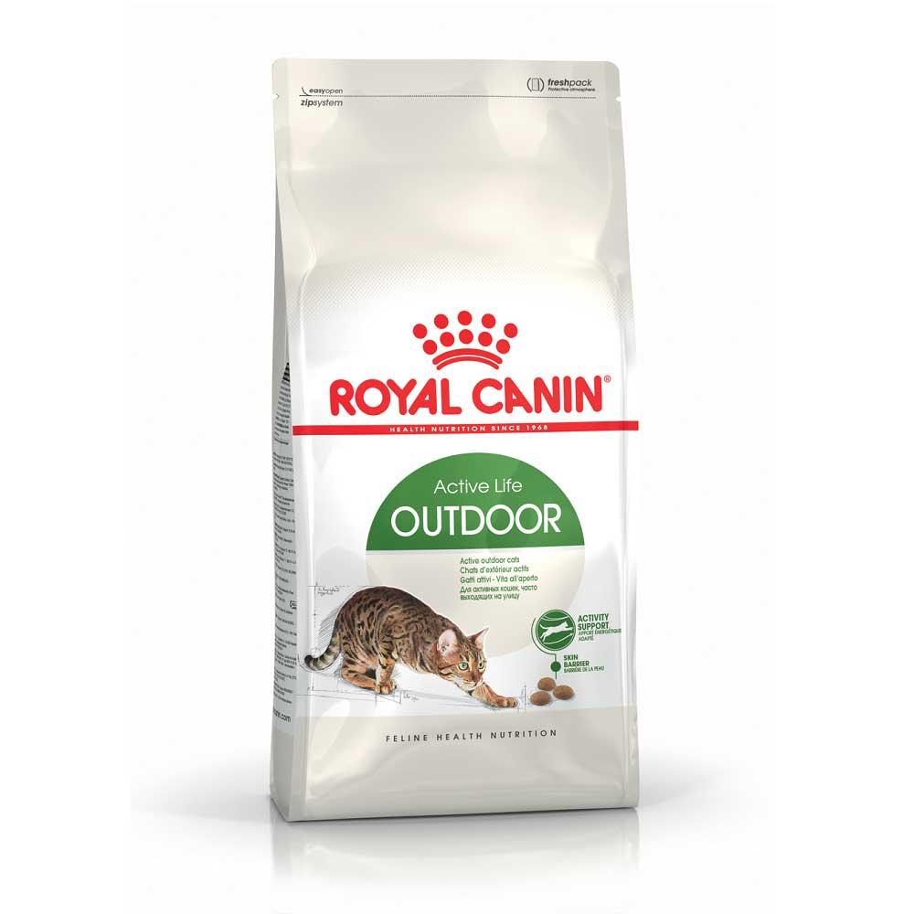 Royal Canin Outdoor 30 - за котки живеещи на открито