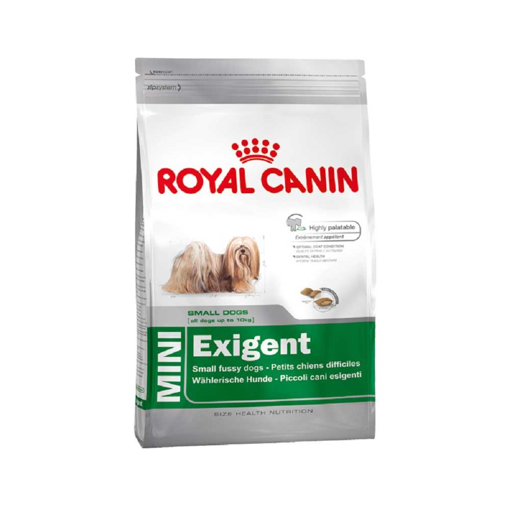 Royal Canin Mini Exigent - за капризни кучета от малките породи