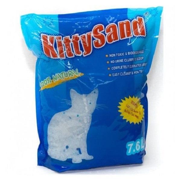 Kitty Sand - силиконова котешка тоалетна 3.8л