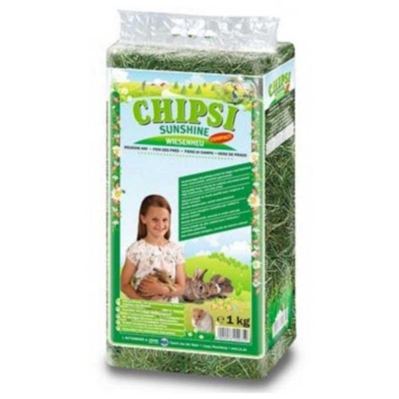 JRS Chipsi Sunshine - сено от най-високо качество 1кг