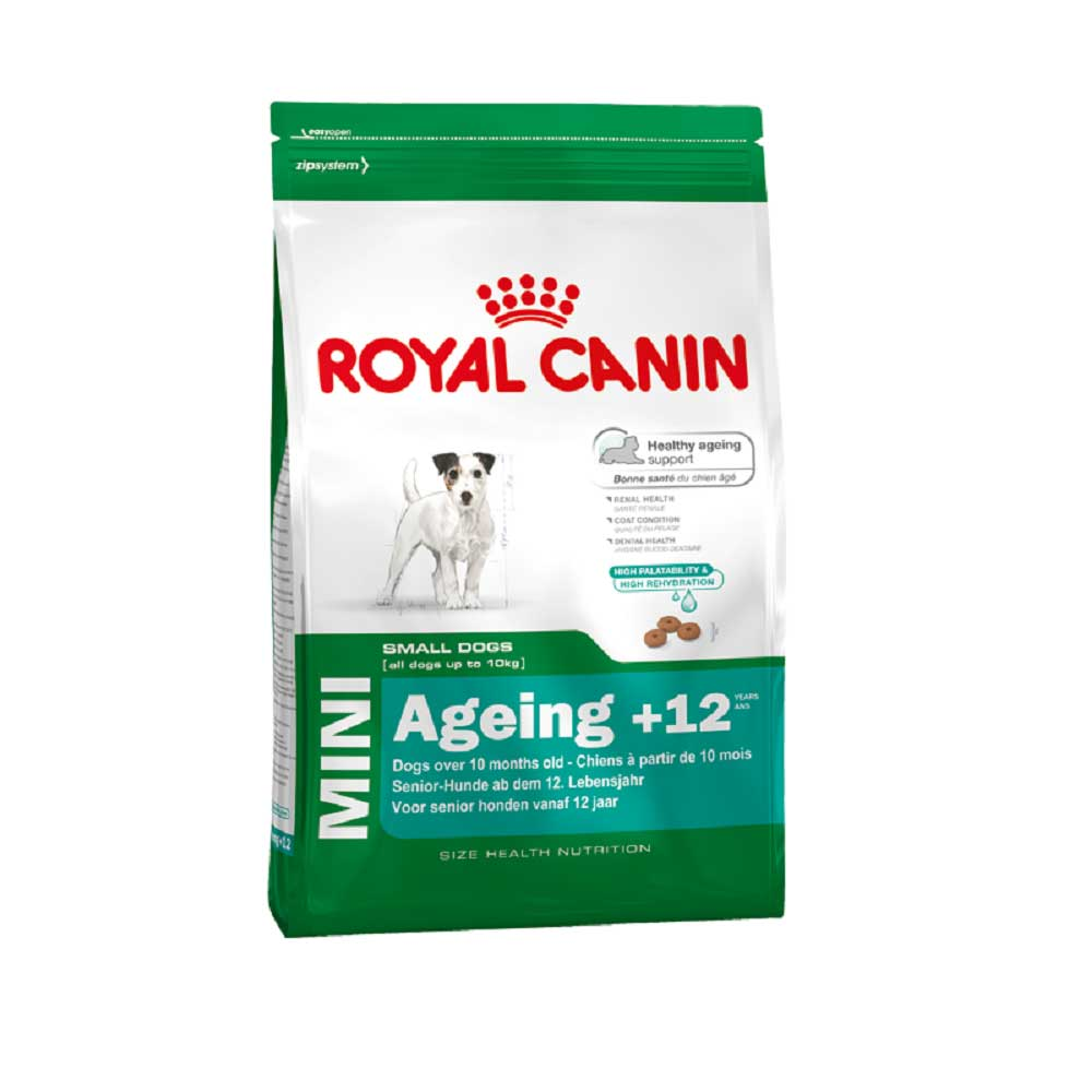 Royal Canin Mini Ageing +12 - за малки породи кучета над 12 години