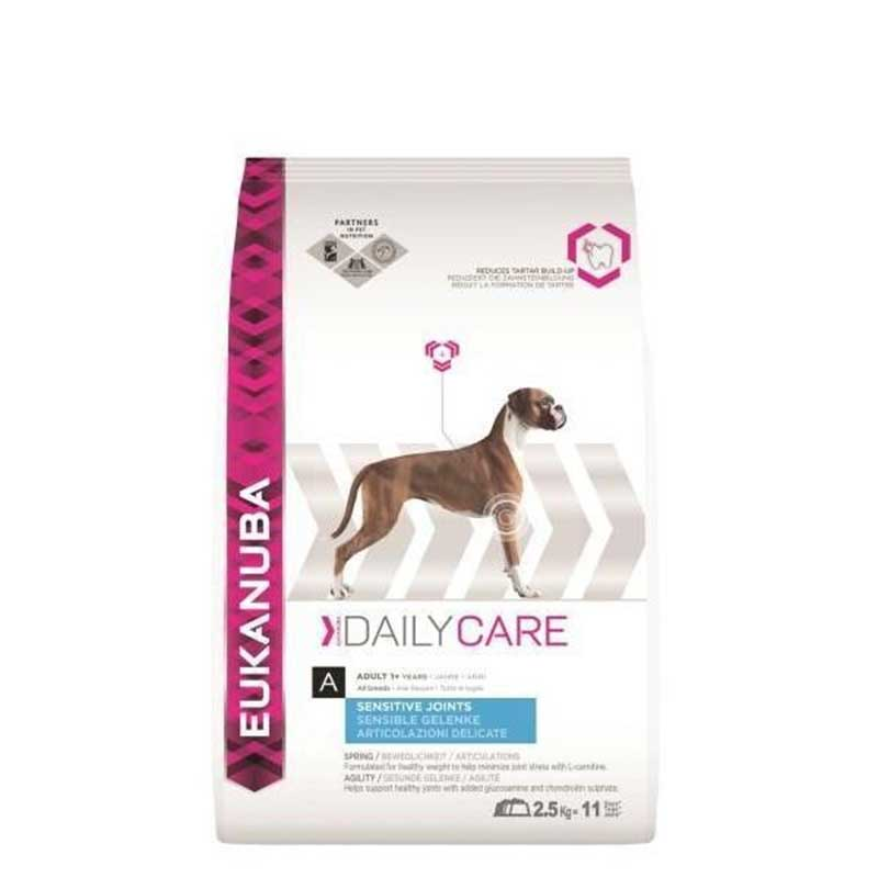Eukanuba Daily Care Sensitive Joints - за кучета със ставни и костни проблеми