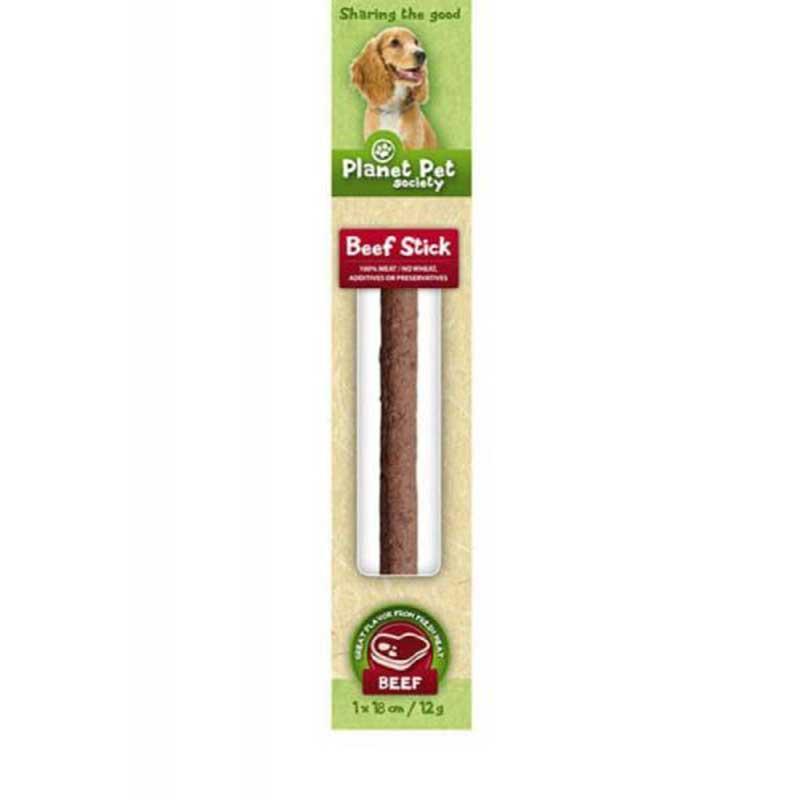 Planet Pet Beef Stick - солета от говеждо месо 18см/120гр