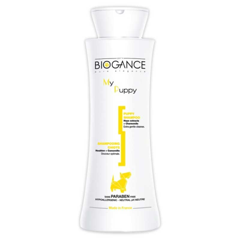 Biogance My puppy shampoo - за малки кученца 250мл