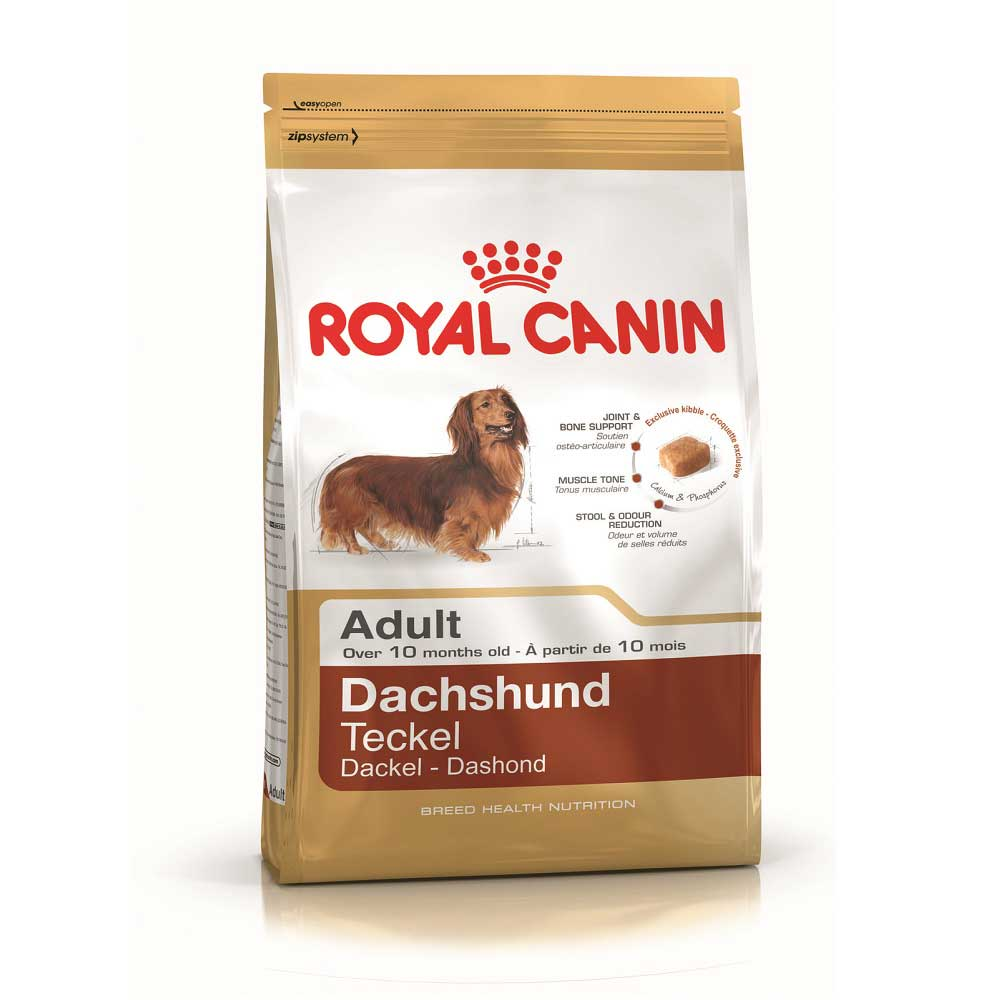 Royal Canin Dachshund Adult - за кучета от порода Дакел