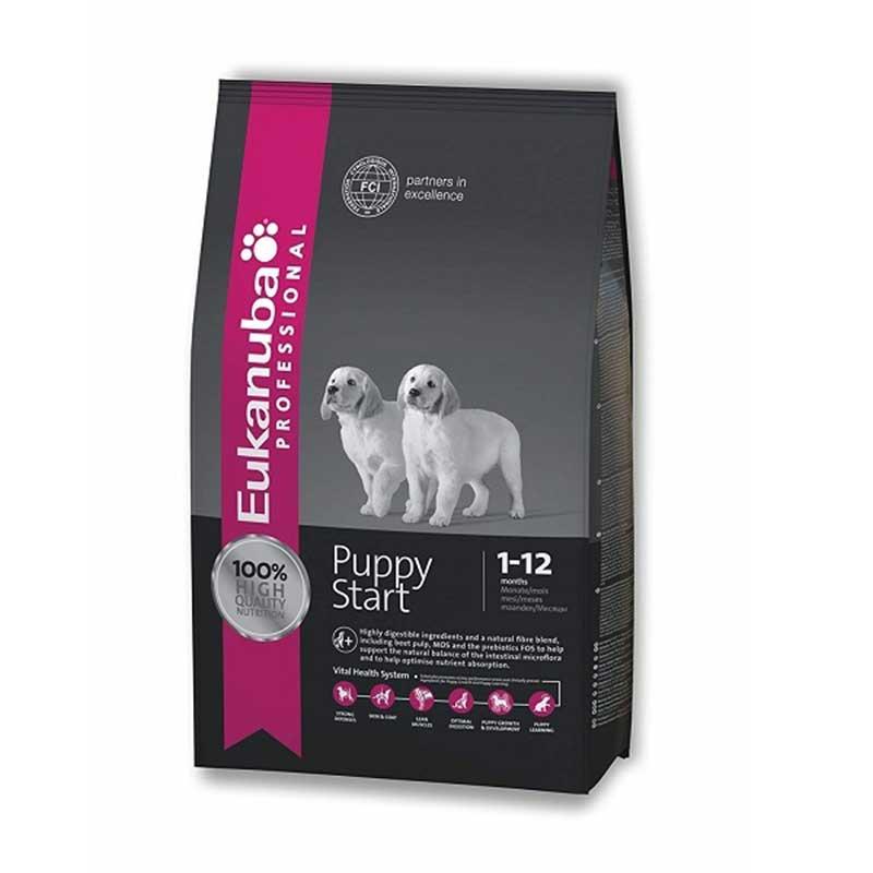 Eukanuba Puppy Start - за захранване и отбиване на кученца