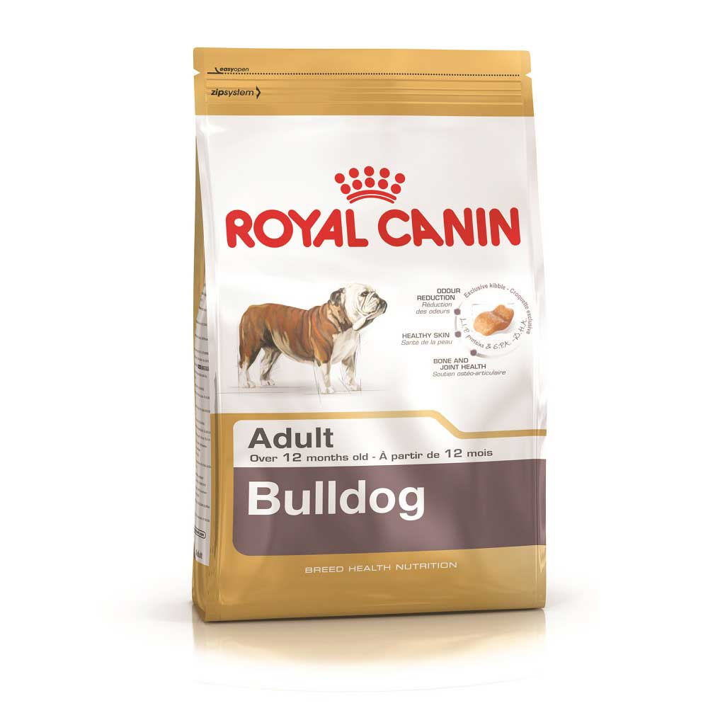 Royal Canin Bulldog 24 Adult - за кучета от порода Булгдог