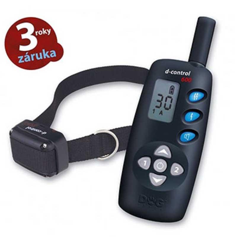 Dog Trace d control 600 – уред за електронно обучение