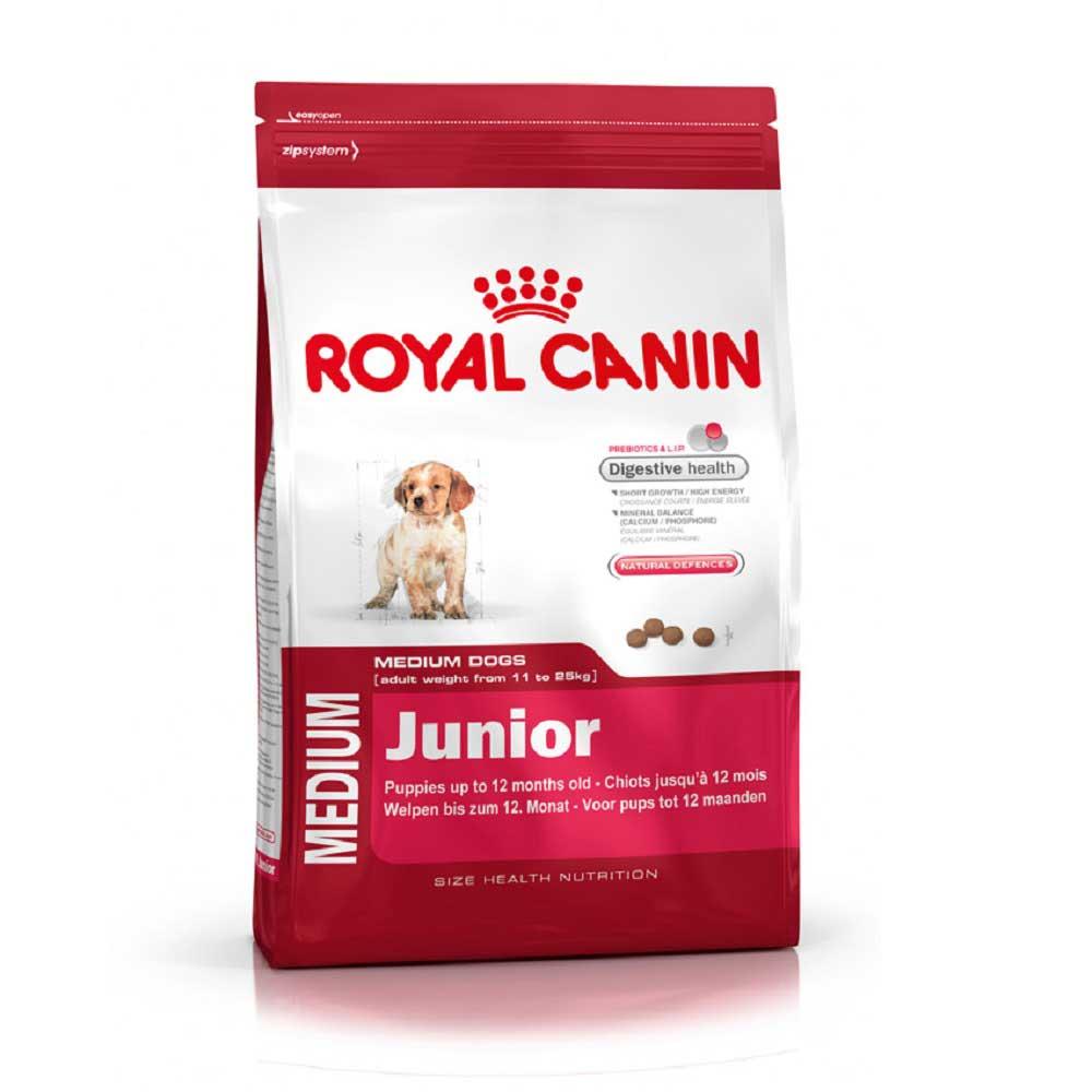 Royal Canin Medium Junior - за кученца от средните породи