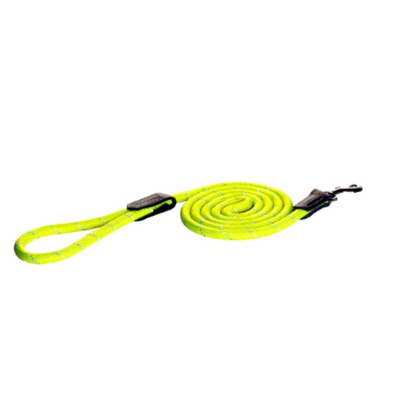 Rogz Rope H - жълт повод